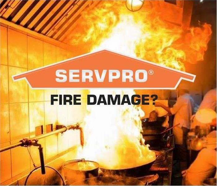 Fire Damage Know the Facts: Commercial Fires