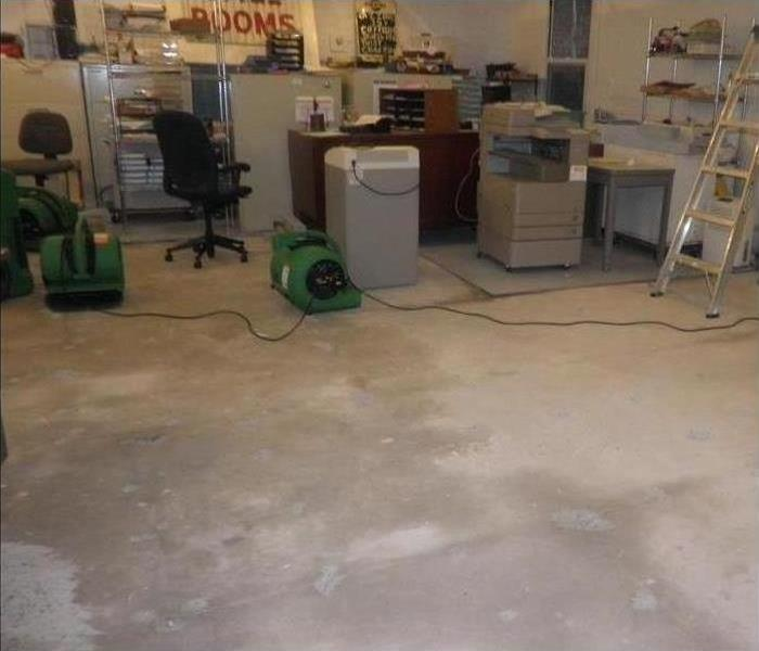 Commercial Commercial Post Construction Clean-up & Restoration