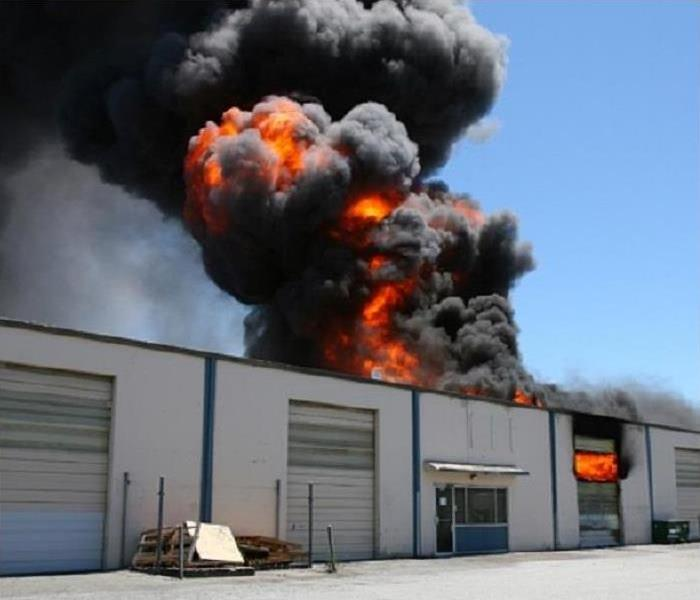 Fire Damage Fire Facts: Commercial Fires