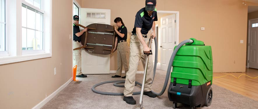 Amory, MS residential restoration cleaning
